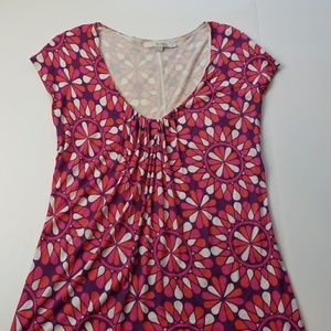 Boden SOFT, lined, cap sleeve dress Size 8 jersey
